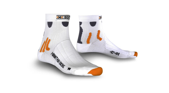 X-Socks Mountain Biking short wit
